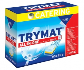 Kleen Purgatis Trymat All-in-one Geschirr-Reiniger-Tabs