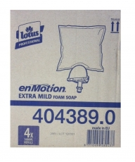 Lotus EnMotion Foam Soap extra mild 4 x 1000ml
